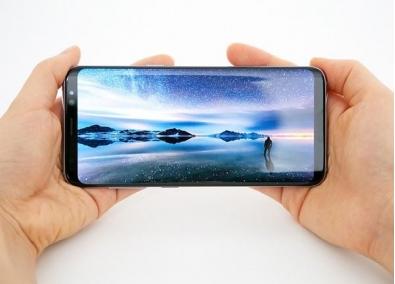 Điện thoại Samsung Galaxy S8 Plus - Chính hãng