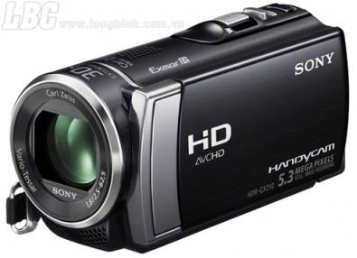 SONY HDR CX210E