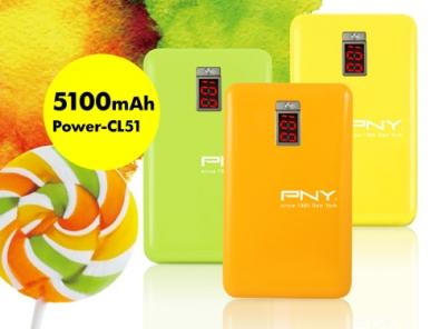 Pin dự phòng PNY Power-CL51