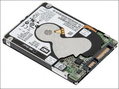 WD Black2 Dual Drive ( WD 1001X06X)