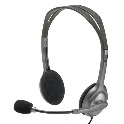 Micro headphone Logitech 3.5mm (H111 ( 1 jack 3.5mm))