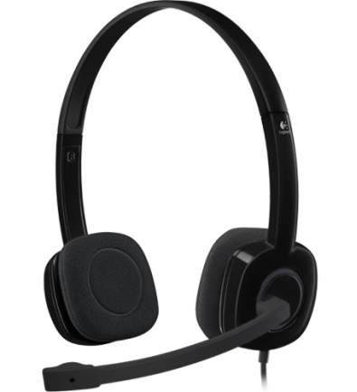 Micro headphone Logitech 3.5mm (H151 ( 1 jack 3.5mm))