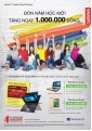 CHƯƠNG TRÌNH KHUYẾN MÃI - BACK TO SCHOOL 2016