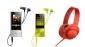 Xperia Z5 chưa hết nóng, Sony lại trình làng bộ 3 máy chơi nhạc Walkman thế hệ mới