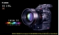 Canon trình làng máy quay phim Canon EOS Cinema C700x Professional 4K