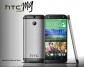 HTC One M9 thiết kế kim loại sang trọng và tinh tế